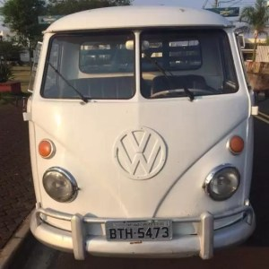 VW Pick up Bus T1 1968 #K19.267