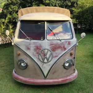 VW Pick Up Bus T1 1975 #K20.323