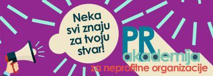 PR akademija za neprofitne organizacije