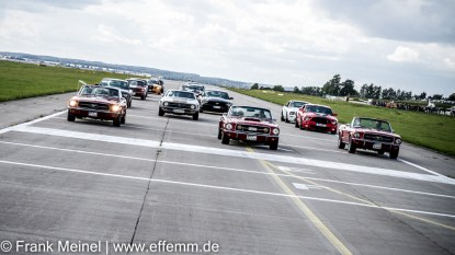 """Frank Meinel """"Mustang meets Mustang"""""""
