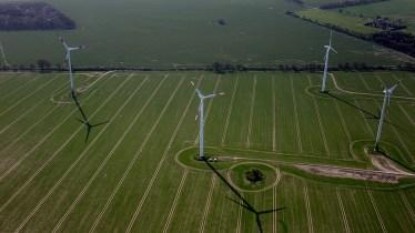 "Frank Brehe ""Windkraft"""