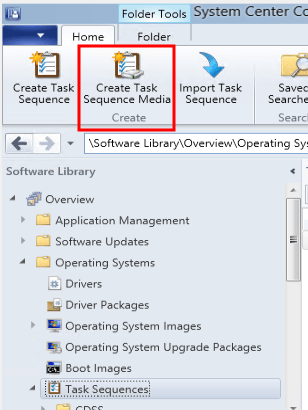 How to Create a Bootable USB Key in SCCM 2012kombitz | kombitz