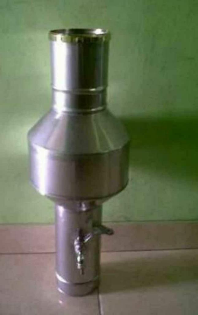 Ambrometer : alat pengukur curah hujan