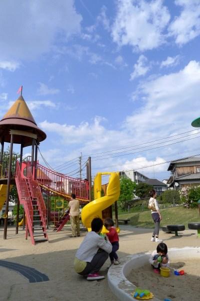 公園 2013年4月29日