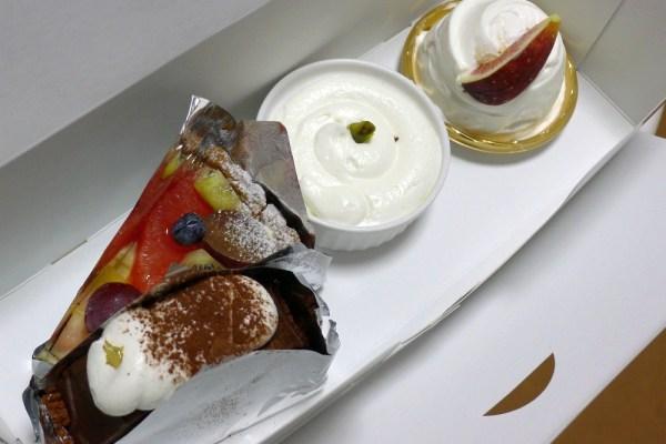 sirop ケーキ