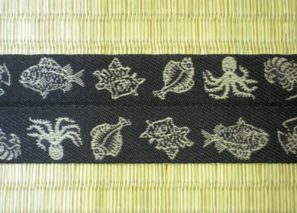 一平寿司の畳の縁