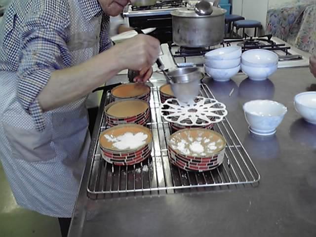 米粉料理教室in真庭