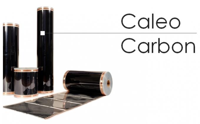 Caleo Carbon fűtőfilm a hatékony, energiatakarékos fűtési rendszerhez