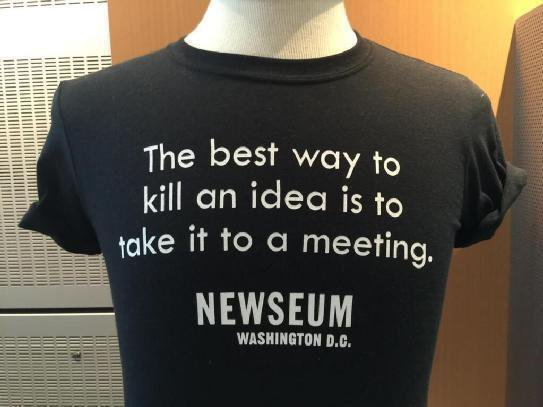 Kill an idea meeting