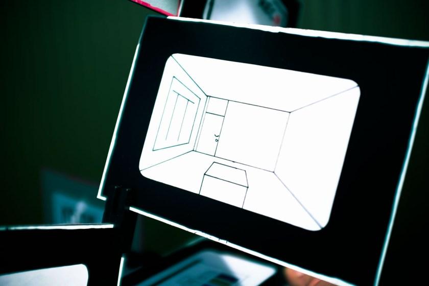 Workshop-Ergebnisse sichern: Physischer Projektraum