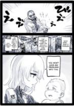 Komik Aru Doroido no o Hanashi