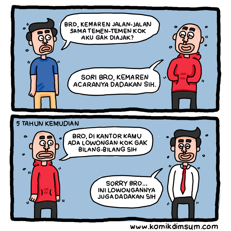 Kok Gak Diajak