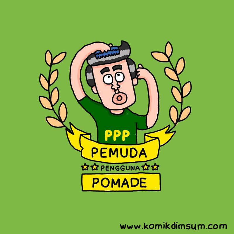 Pemuda Pengguna Pomade