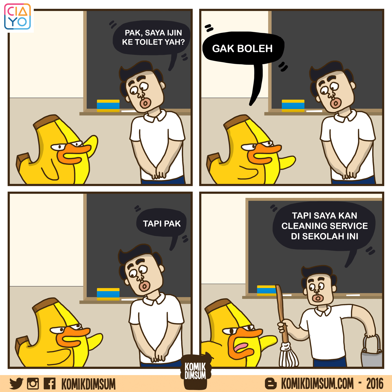 Ijin Ke Toilet