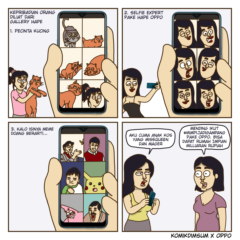 Mimpi Jadi Gampanng Part 1