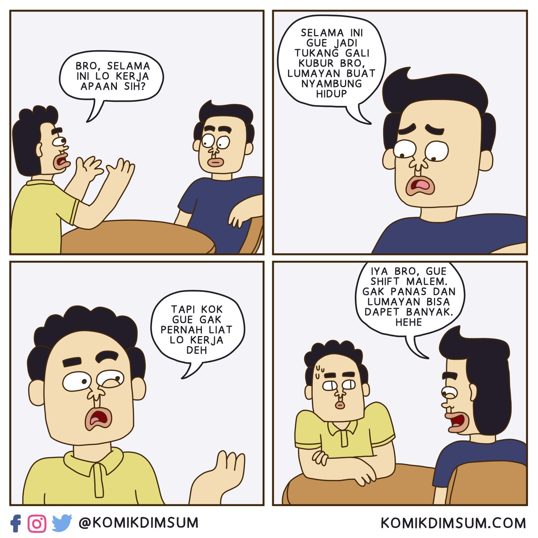 Tukang Gali Kubur