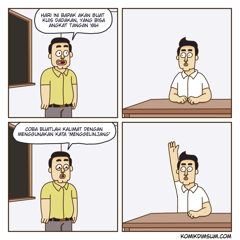 Kuis Dadakan