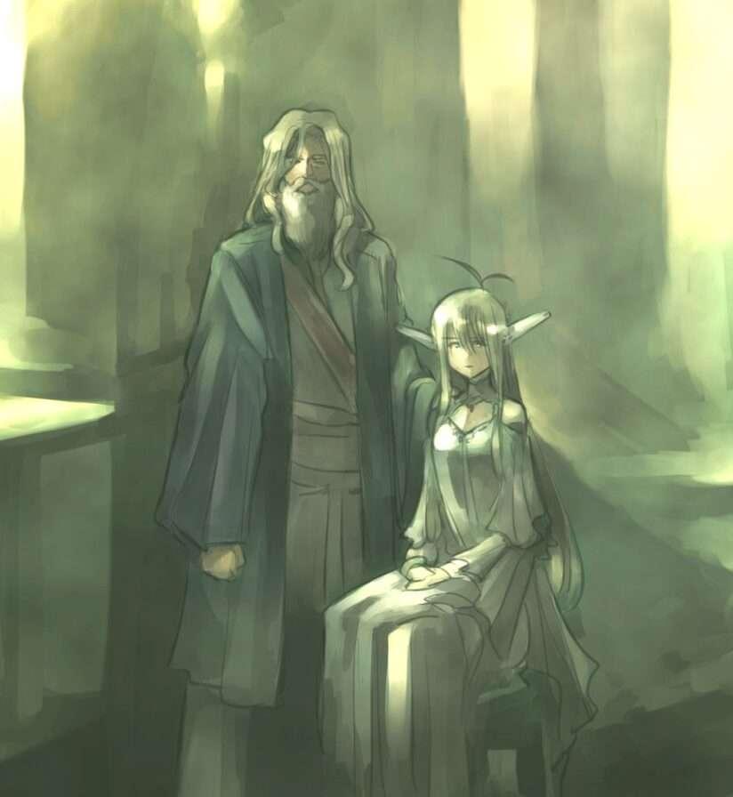 Elf Droid