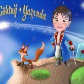 Çocuklar için karikatür hediyesi