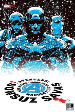 Avengers - Sonsuz Savaş