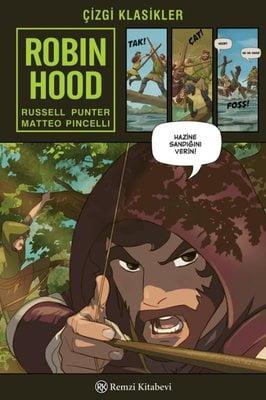 Robin Hood - Çizgi Klasikler