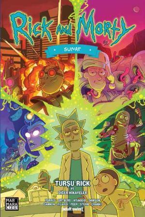Rick and Morty Sunar - Turşu Rick ve Diğer Hikayeler