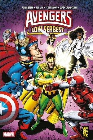Avengers - Loki Serbest