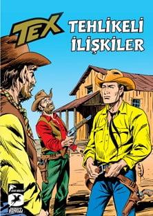 Tex Klasik Seri Sayı 53 - Tehlikeli İlişkiler
