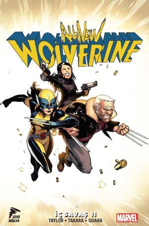 All New Wolverine Cilt 2 - İç Savaş 2