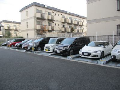 機械式駐車場1