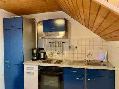 Küche - Blick nach links