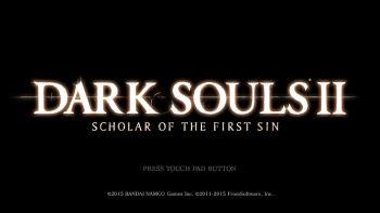 DARK SOULS Ⅱ SCHOLAR OF THE FIRST SIN Vol.18