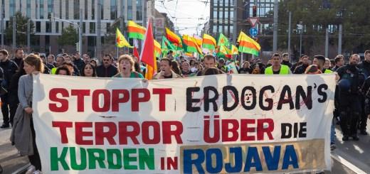 Betr.: Rojava-Demo: Demonstrationsrecht erfolgreich durchgesetzt - ein Kommentar