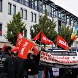 """Landau: Starker antifaschistischer Protest beim Aufzug des rechten """"Frauenbündnis Kandel"""" (mit Fotogalerie)"""