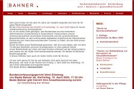 Screenshot-Quelle: Homepage...
