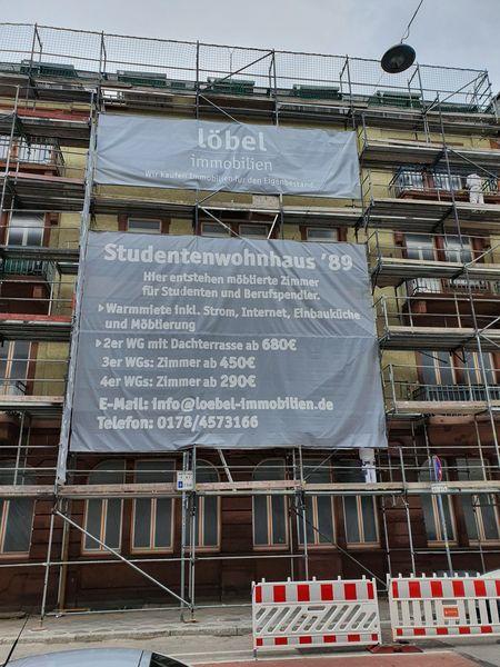 """Immobilien-Löbel handelt laut Gericht """"vorsätzlich und offensichtlich rechtswidrig"""""""