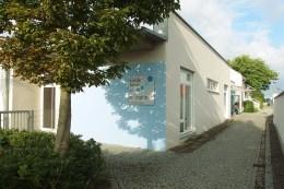 Eine Grundwasserwärmepumpe beheizt das Kinderhaus St. Raphael.