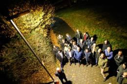 Leuchtendes Beispiel für alle Kommunen im Freistaat: Bayerns erster Solarlaternenpark eröffnet