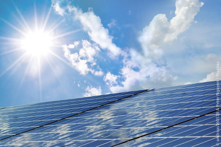 Photovoltaik: Solarmodule auf Freiflächen? Viele Kommunen diskutieren, ob sie dies ermöglichen sollen.