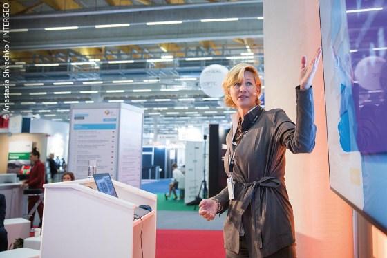 """Vom 17. bis 19. September 2019 findet die """"Smart City Solutions"""" in Stuttgart statt. Mobilität, Verkehr sowie Energie und Umwelt im Stadtraum sind in diesem Jahr wieder einige der zentralen Themen."""