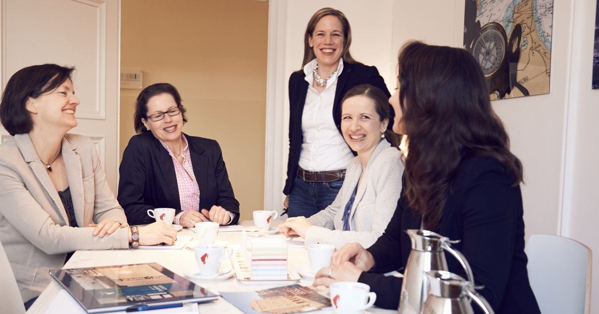 KommunikationsKontor - Buxtehude - Birte Christiansen - Team