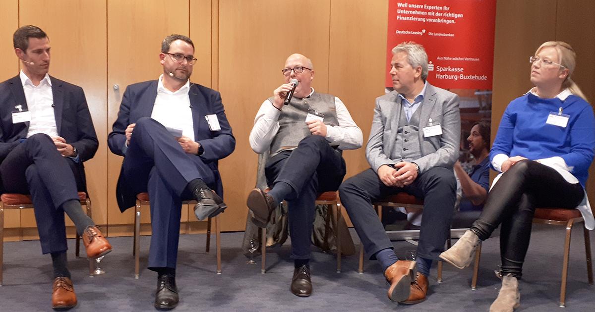KommunikationsKontor - Buxtehude - Birte Christiansen - Sparkasse Veranstaltung