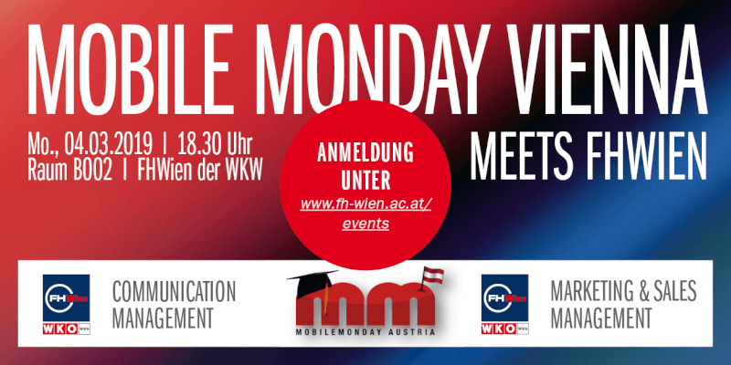 Mobile Monday am 4.3.2019