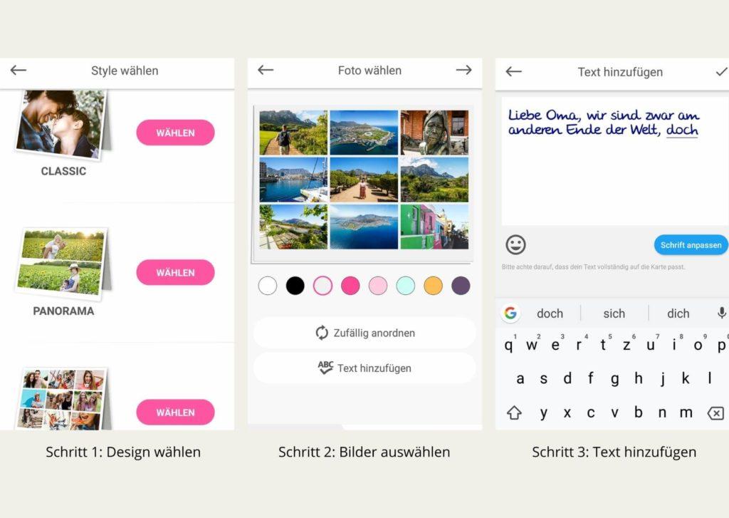 Postkarte Schopfer Apps Bei Google Play