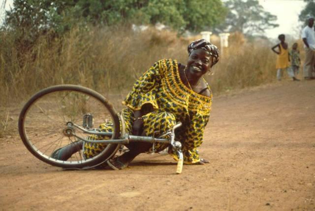 Må jeg præsentere… Lone Frederiksen fra Cykler til Senegal