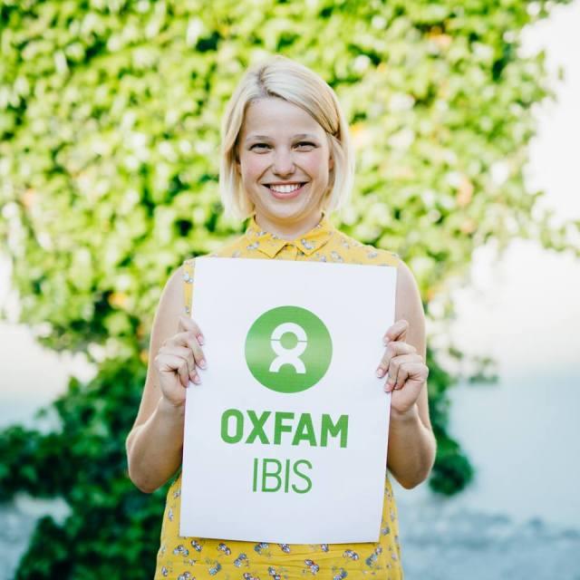 Må jeg præsentere… Camilla Bach Kruijer fra Oxfam IBIS