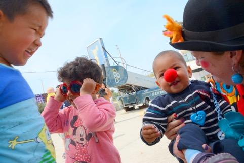 Matilde anbefaler… Clowns4Care