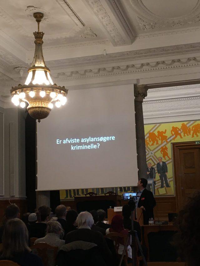 'Demokrati og Menneskerettigheder for etniske minoriteter i Danmark'