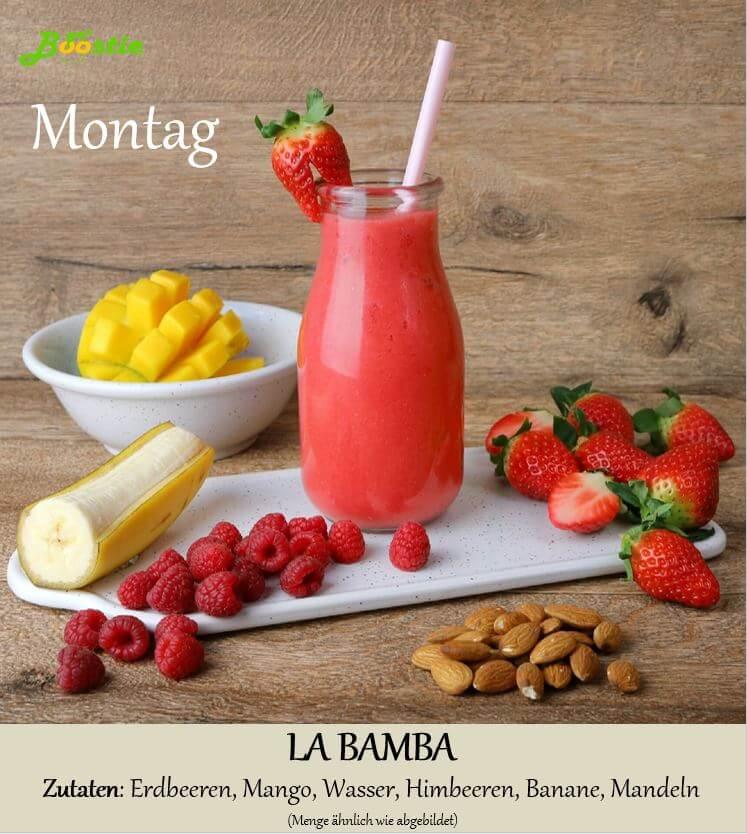 Smoothierezept: La Bamba