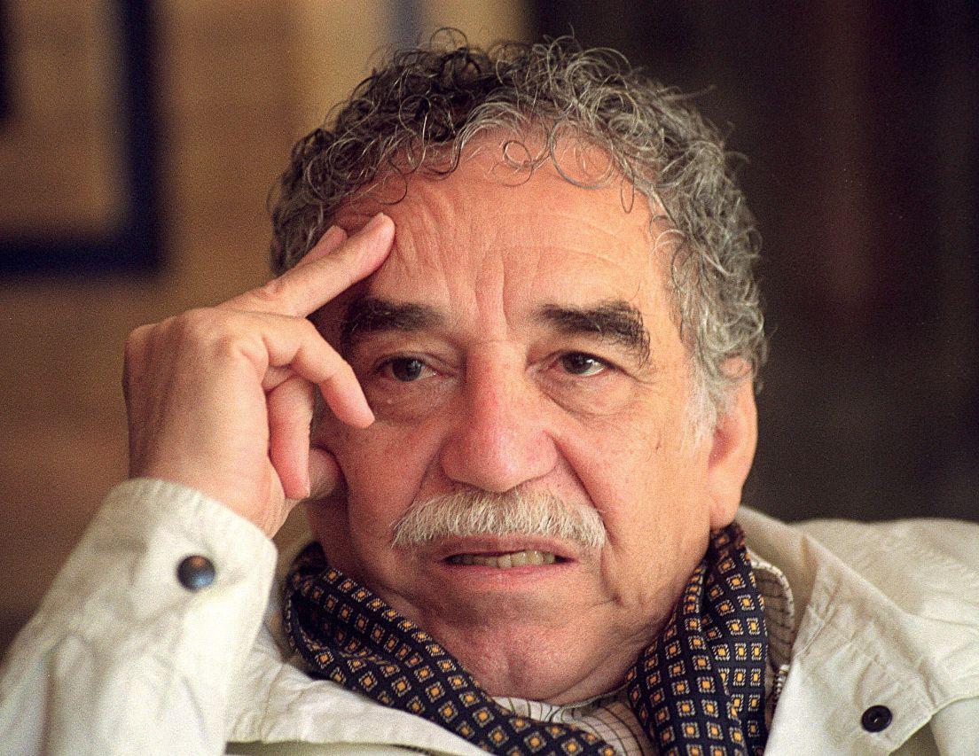 García Márquez se nos fue a Macondo